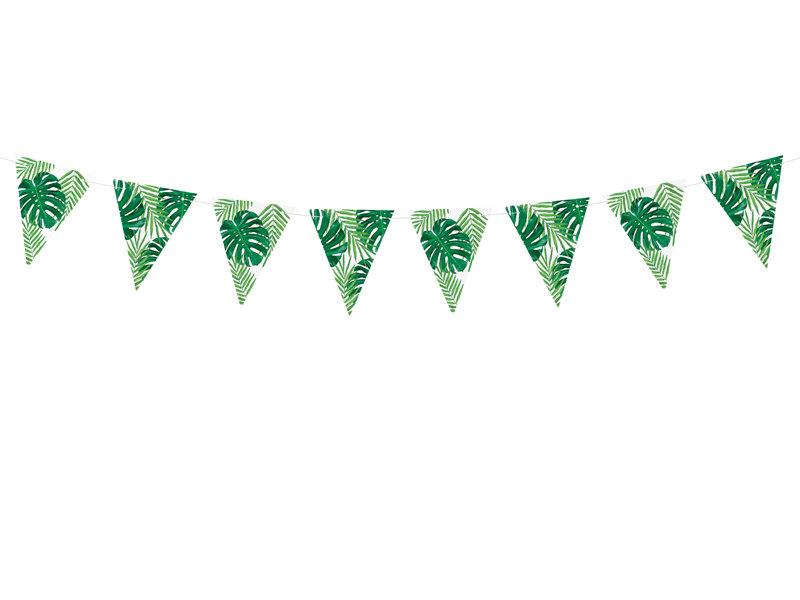 Virtene Aloha lapu karodziņi 15x130cm