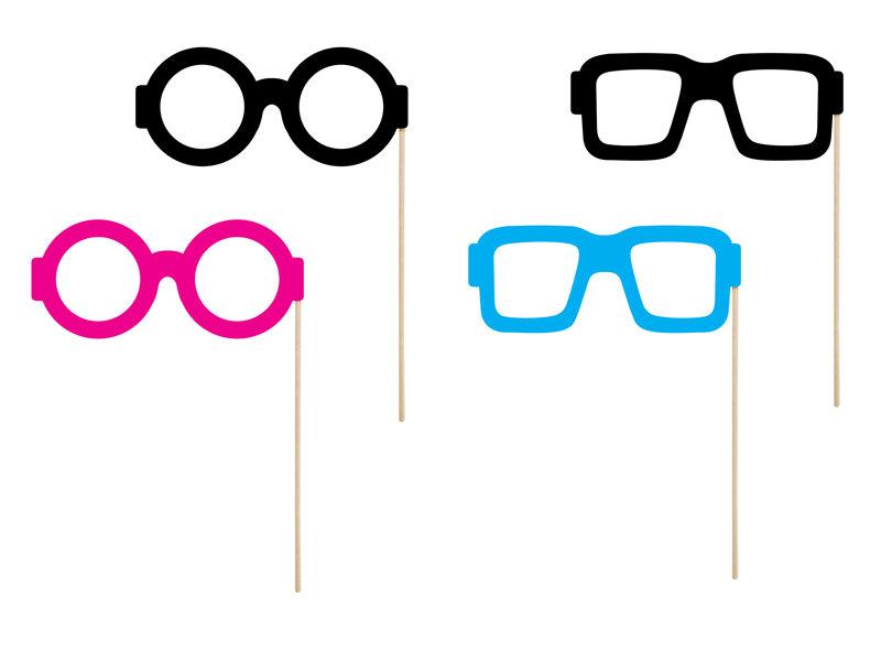 Foto kociņu brilles Monstriņi