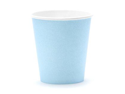 Glāzes 180ml, debesu zilas
