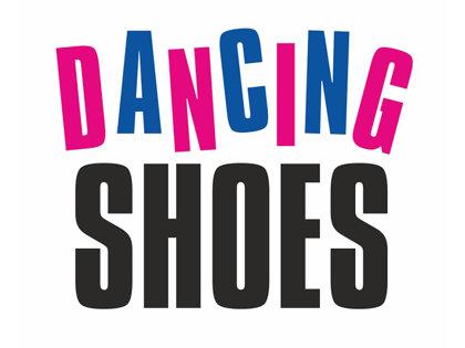 Uzlīmes apaviem Dancing Shoes 4.5x3.6cm
