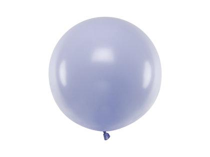 Gigantiskais balons 60cm, gaiši lillā