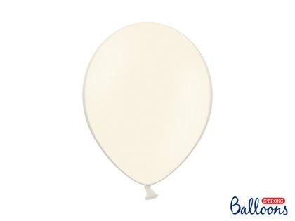 Izturīgie baloni 30cm, krēmkrāsā