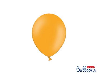 Izturīgie baloni 12cm, mandarīnu oranži