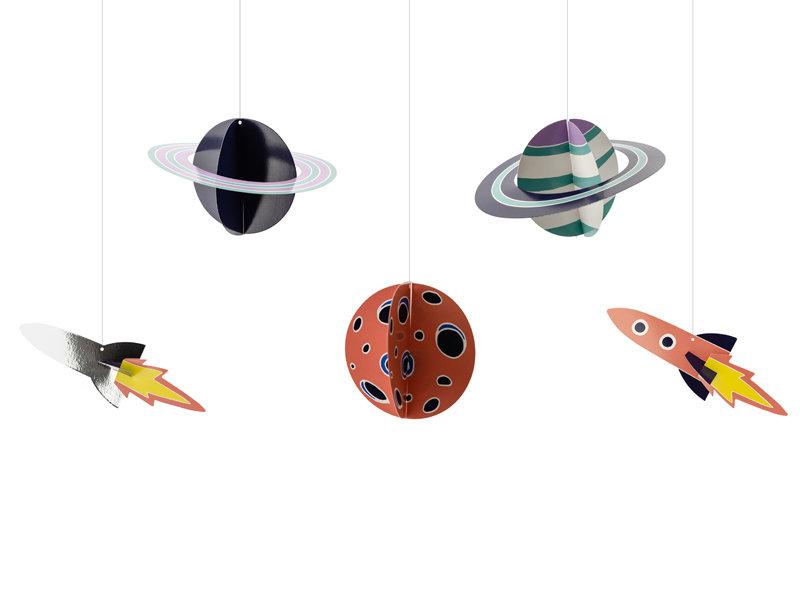 Iekārta dekorācija Kosmoss 17x10cm-19x7cm