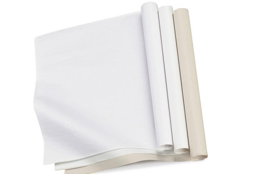 Zīdpapīrs 50x75cm, balts
