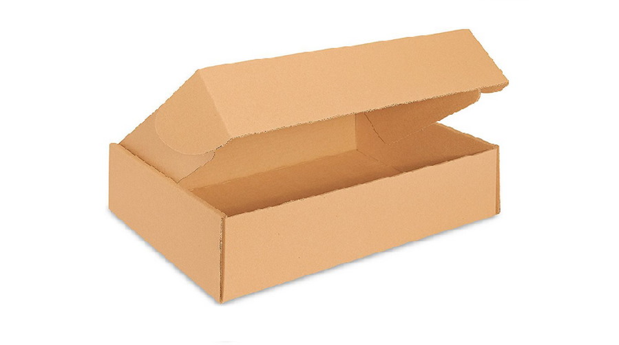 Dāvanu kaste salokāmā S pakomātam/35x28x7cm, brūna