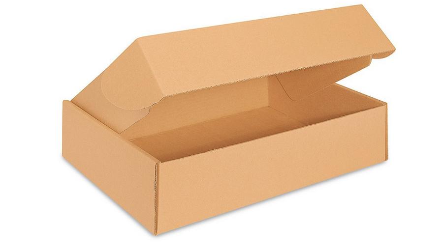 Dāvanu kaste salokāmā S pakomātam/57x34x7cm, brūna