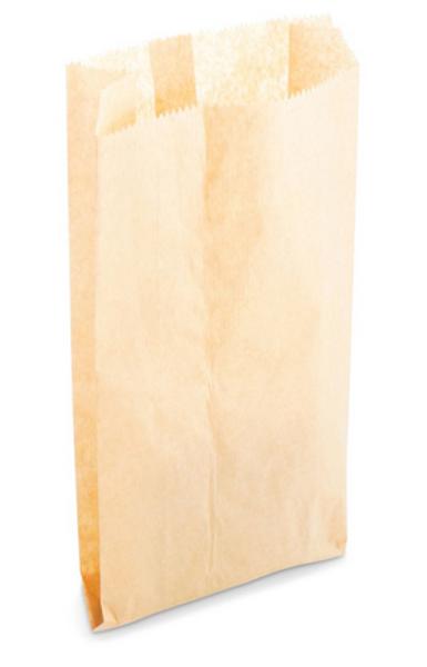 Pārsteigumu tūta kraftpapīra 15x6x29cm, brūna
