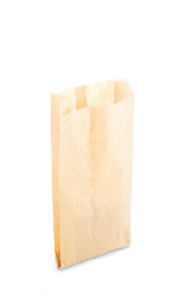Pārsteigumu tūta kraftpapīra 9x4x17cm, brūna