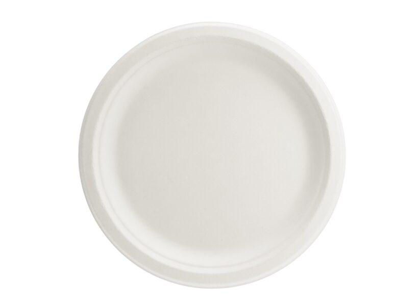 Šķīvji 22.5cm, balti