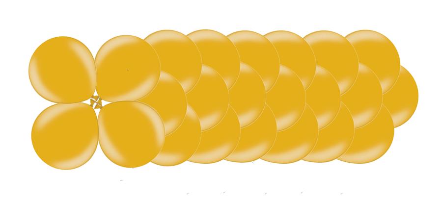 Klasiskā virtene Zelta